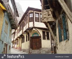 photo of turkey afyon old adobe houses