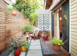 put up a privacy screen small backyard ideas 20 spaces we love