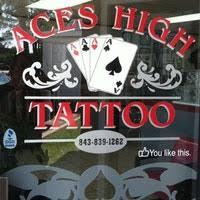 aces high tattoo myrtle beach sc