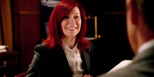 the good wife hairstyle carrie preston explains how elsbeth tascioni became the most