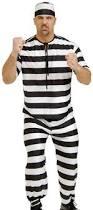party city halloween costume return policy amazon com rubie u0027s costume co men u0027s prisoner man costume