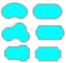 pool shapes pools pinterest pool shapes swimming pools and