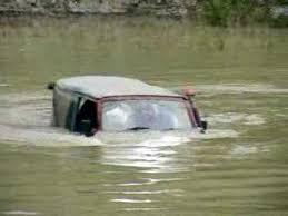 jeep snorkel underwater farley quarry 20 5 07 suzuki sj water youtube