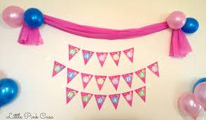 hadara u0027s shopkins birthday party on a budget little pink casa