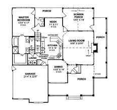 Farmhouse House Plans With Porches Alonzo Farmhouse Plan 130d 0149 House Plans And More