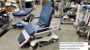 Stryker Frame Bed Stryker 50 50 Chair Stretcher Gurney For Sale Stryker Stryker