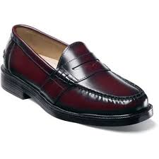 Most Comfortable Loafers Nunn Bush Lincoln Mens Penny Loafers Jcpenney