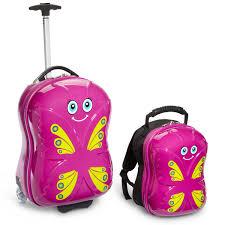 travel buddies images Trendykid kids rolling luggage and bags travel buddies bella jpg
