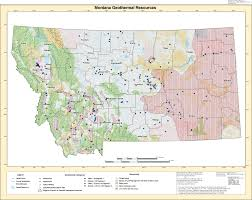 Billings Montana Map by Geothermal Consumer U0027s Guide 2012