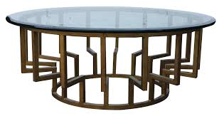 round glass side table the best round glass and wood coffee tables