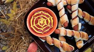 halloween recipes main dishes southern living
