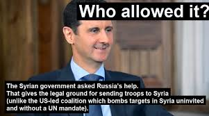 Syria Meme - russia goes to war with isis why and how rt world news