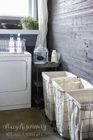 sterilite wheeled laundry hamper best 25 stackable laundry baskets ideas on pinterest laundry