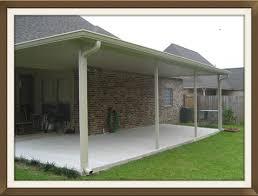 Insulated Aluminum Patio Cover Creative Patio Llc Patio Covers Baton Rouge Remodels Aluminum