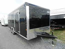 Enclosed Trailer Awning For Sale Carmate 8 5 X 20 Enclosed Car Trailer 10k Awning Get Out Door