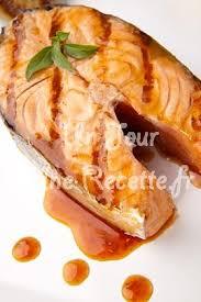 cuisiner le saumon saumon teriyaki japon recette facile un jour une recette