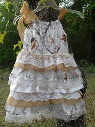 country cuties little girls camo and lace something different