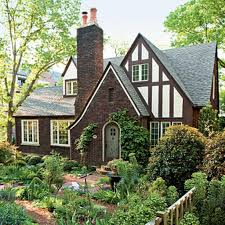 Small Cottage by English Cottage House Plans