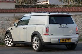2014 mini cooper clubvan autoblog
