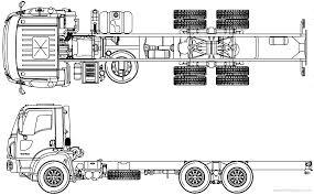 Tn Blueprints by The Blueprints Com Blueprints U003e Trucks U003e Ford U003e Ford Br Cargo