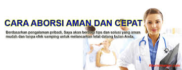 Situs Aborsi Makasar Obat Aborsi Di Bekasi Batam Palembang Cytotec Obat Aborsi