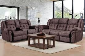 Sears Reclining Sofa by 11027 1212 27 Washington Chocolate Reclining Love Seat With