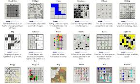 Printable Logic Puzzles Technology Rocks Seriously Logic Puzzle Collection