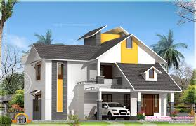 slant roof modern slant roof house plans