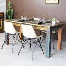 table cuisine en bois table de cuisine la redoute