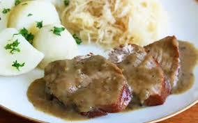 plats facile à cuisiner roti de porc sauce boursin cookeo un plat facile à cuisiner avec