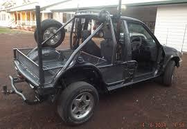 Build A Kia by Buggy Build From Kia Sportage To Shooting Farm Sidebyside