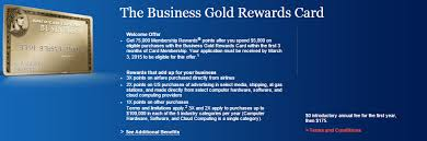 highly ymmv american express business gold 75 000 points after