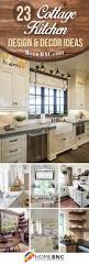 kitchen design decor 23 best cottage kitchen decorating ideas and designs for 2017