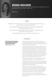 Sample Pharmaceutical Resume by Business Development Director Resume Samples Visualcv Resume