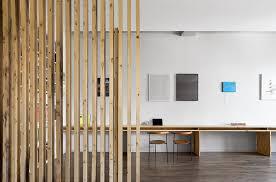 Studio Interior by Interior Design Ideas Studio Modh Blends Two Brooklyn Apartments