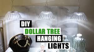 dollar store diy home decor diy dollar tree hanging lights dollar store diy pendant lighting