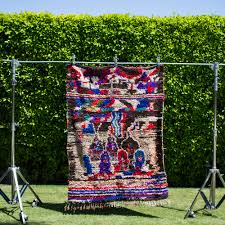 vintage moroccan azilal rug u2014 soukie modern