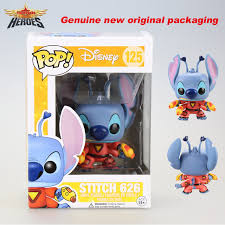 2015 genuine brand funko pop lilo u0026stitch 626 movie stitch