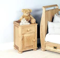 table a lotus oak one drawer cube dressed solid oak bedroom