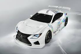 future lexus supercar this might be the lexus race car of the future