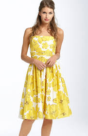 paper doll romance dress shop mellow yellow