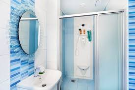 Unique Light Blue Bathroom Designs Modern Decor Design Using And - Blue bathroom design ideas