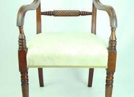 Armchair Desk Quality Regency Mahogany Antique Desk Chair Armchair C 1830