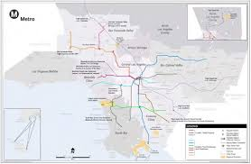Metro Rail Houston Map by What U0027s Behind L A Metro Rail U0027s High Operating Costs Urbanize La
