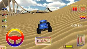 rc monster truck videos rc monster truck simulator 3d android apps on google play