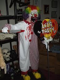 another clown prop idea halloween carnevil sinister circus
