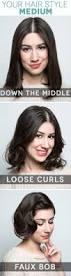 hairstyles of medium length hair 15 cute easy hairstyle tutorials for medium length hair gurl com