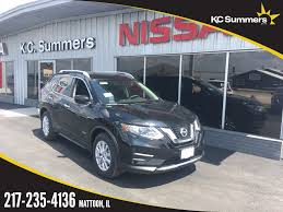 nissan rogue new body style new 2017 nissan rogue sv 4d sport utility in mattoon ni4148 kc