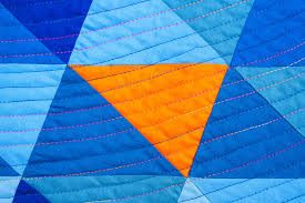 needles and lemons isosceles triangles quilt and class