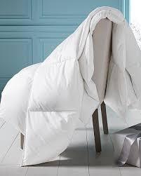 White Down Comforters Garnet Hill Signature White Down Comforter Garnet Hill
